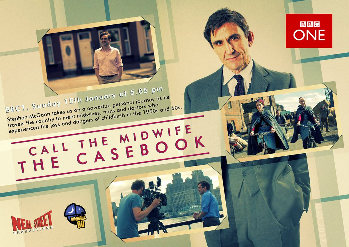 Call The Midwife documentary (BBC)
